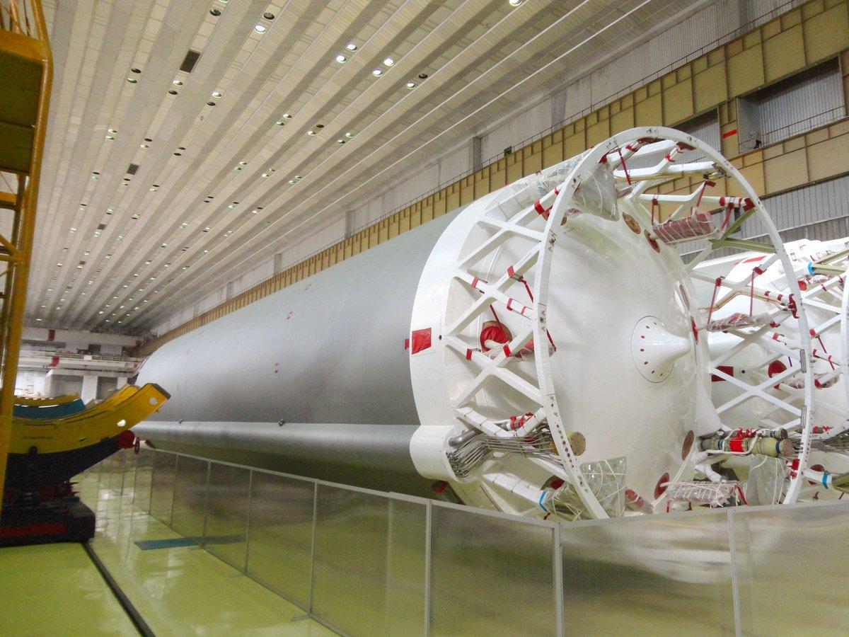 Proton-M (Yamal 601) - Baï - 30.05.2019 392