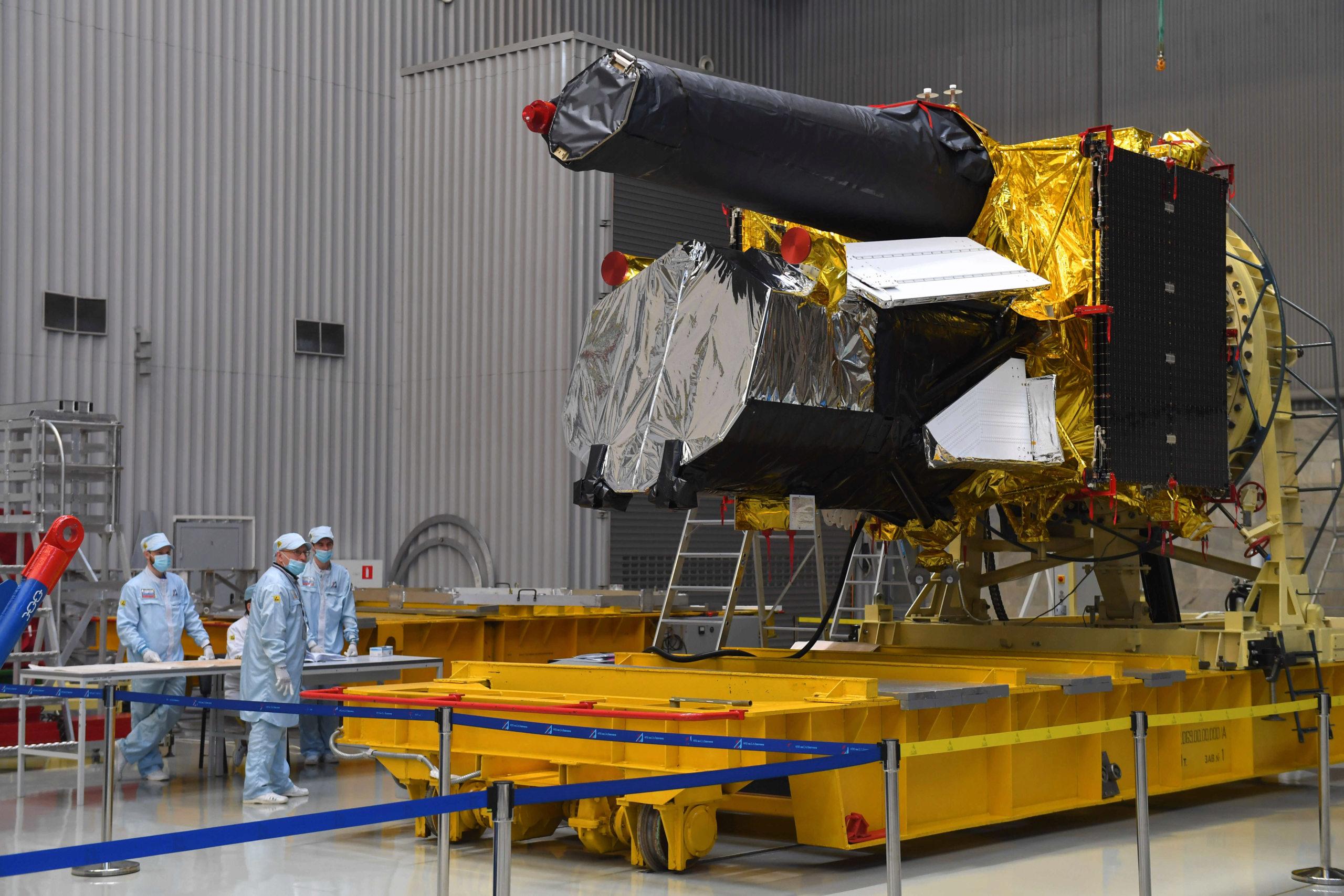 Proton-M - Block DM-03 (Spektr-RG) - Baï - 12.07.2019  398