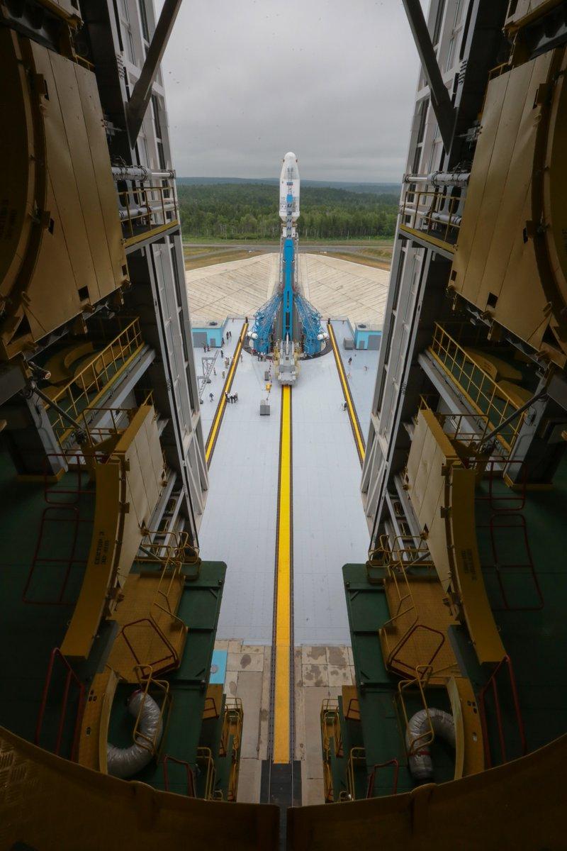 Soyouz-2.1b/Fregat (Meteor-M n°2-2) - Vos - 05.07.2019 450