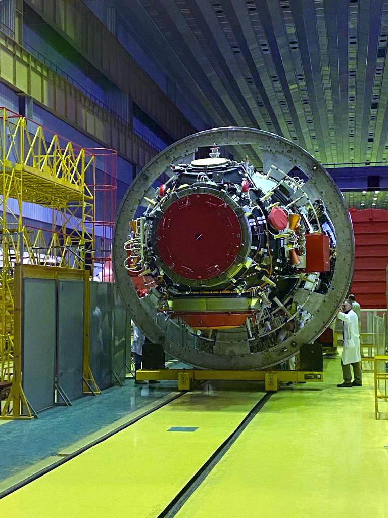 "Proton-M (MLM-U ""Nauka"") - Baï - Mai 2021 - Page 8 469"