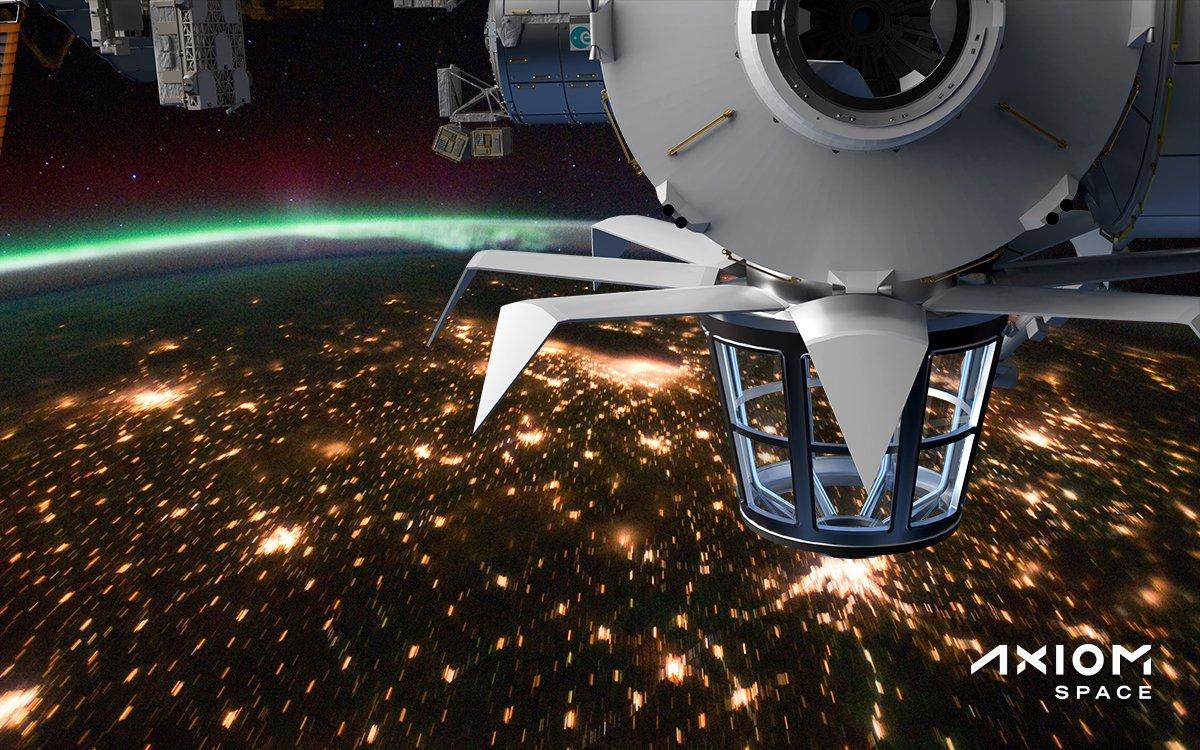 Axiom Space: un module sur l'ISS, puis une station spatiale privée - Page 3 484
