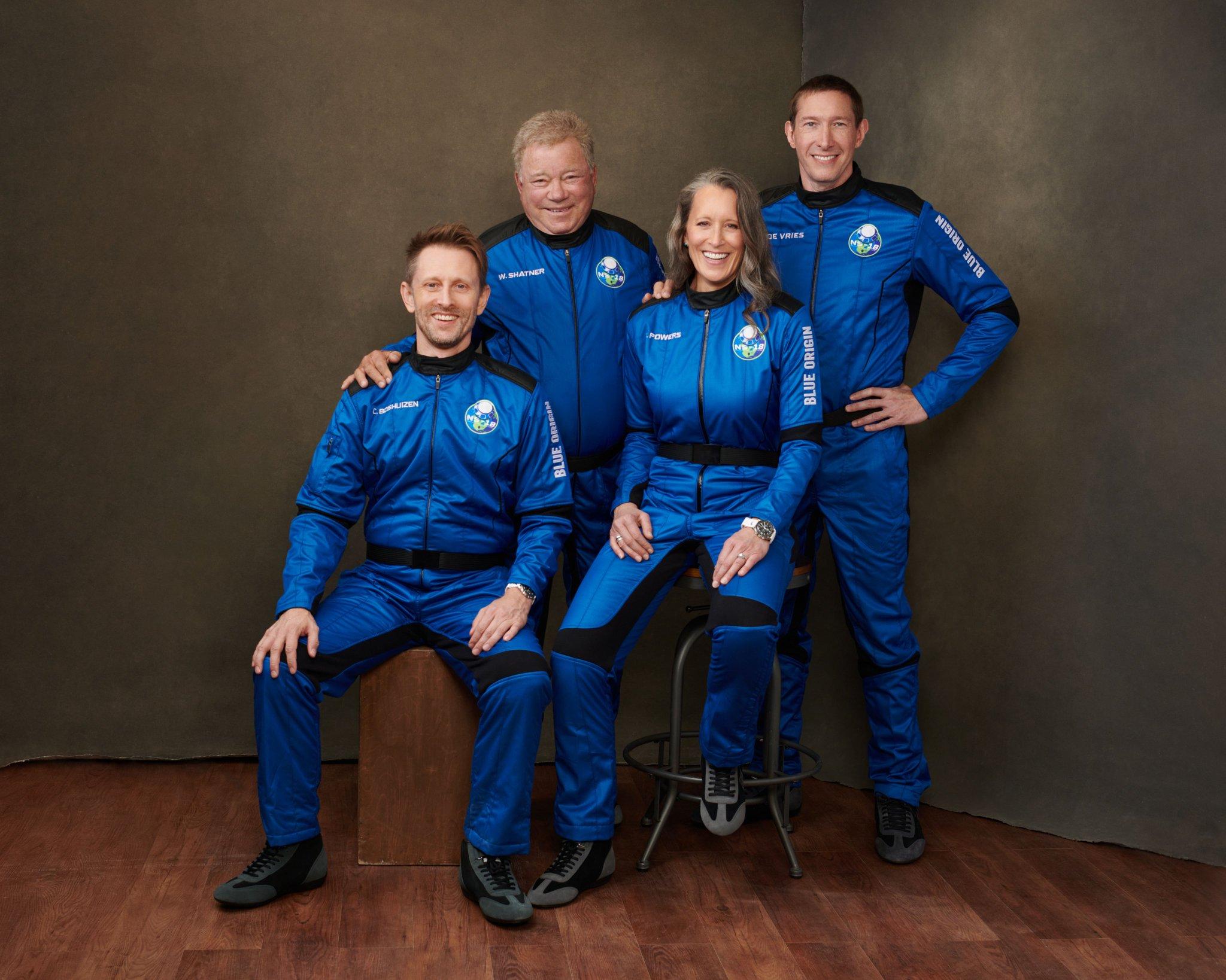 [Blue Origin] NS-18 (2e vol habité) - 13.10.2021 495