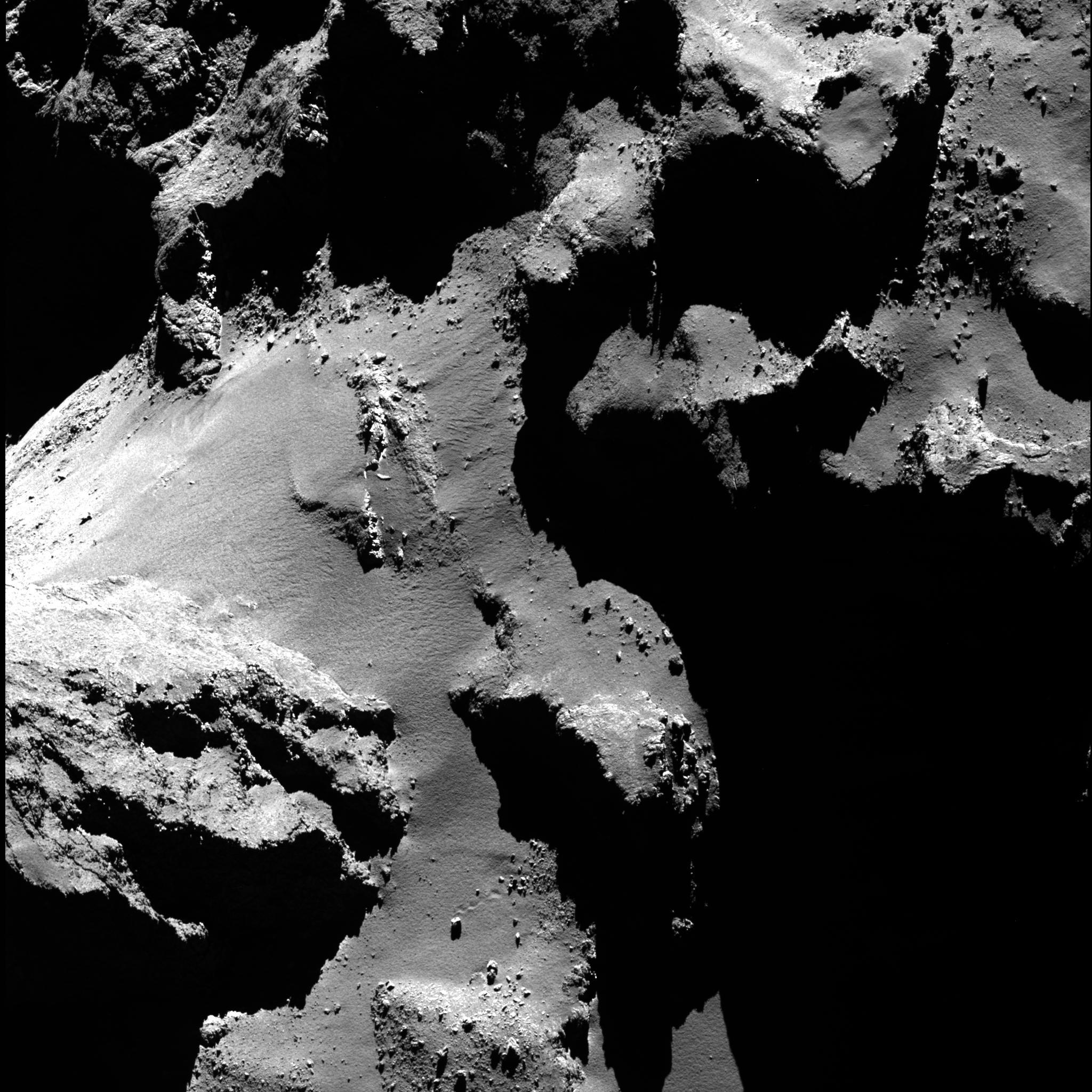 Rosetta : Mission autour de la comète 67P/Churyumov-Gerasimenko  - Page 33 Bounci10