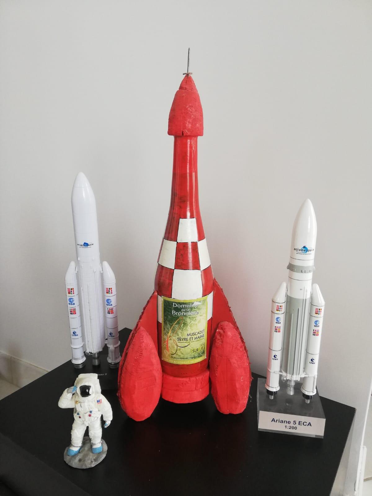 Vos collections de maquettes sur le spatial Collec10