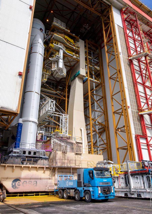 Ariane 5 VA254 (Star One D2 & Eutelsat Quantum) - CSG - 30.7.2021 E5uj7m10
