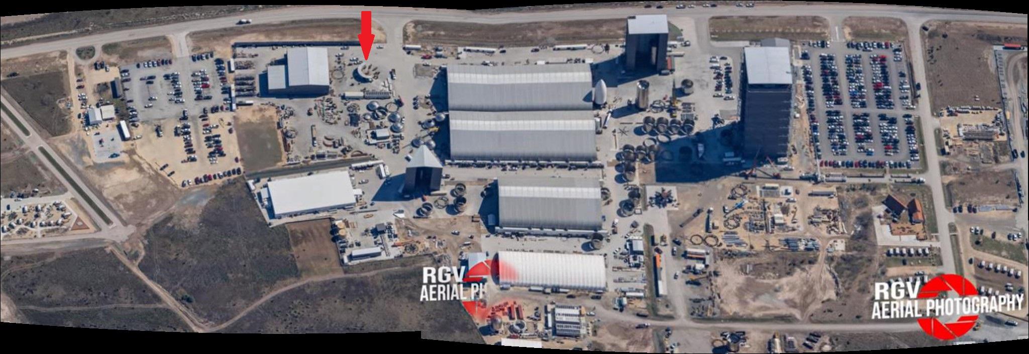 Site de lancement de Boca Chica au Texas - Page 24 Pano212
