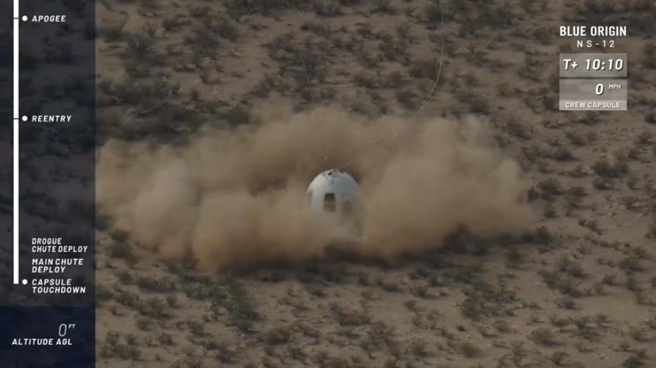 Le lanceur New Shepard de Blue Origin - Page 10 Scre1034