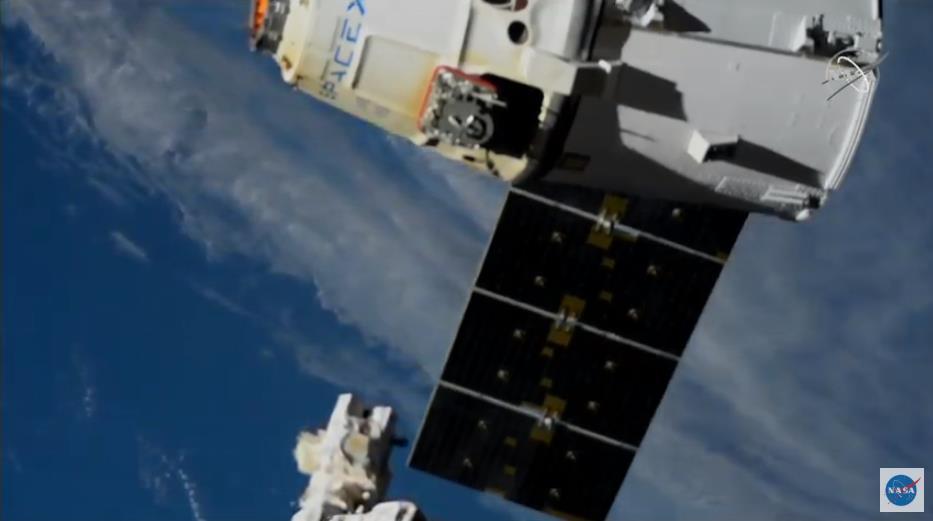 Falcon 9 (CRS-19) - CCAFS - 5.12.2019   - Page 3 Scre1100