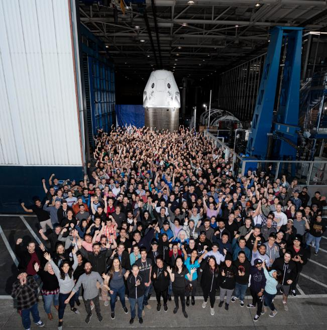 Falcon 9 (Dragon 2 Demo-2) - KSC - Printemps 2020 - Page 4 Scre1169