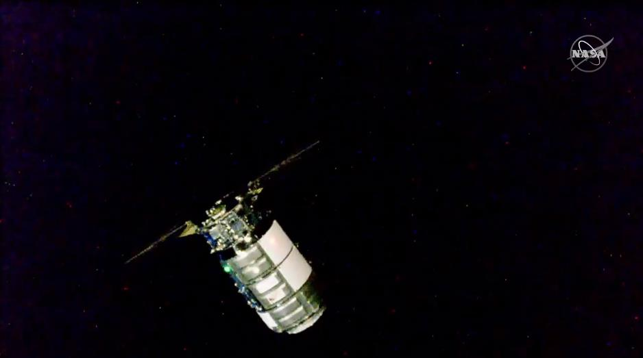 Antares 230+ (Cygnus NG-13) - WFF - 15.2.2020 - Page 2 Scre1175
