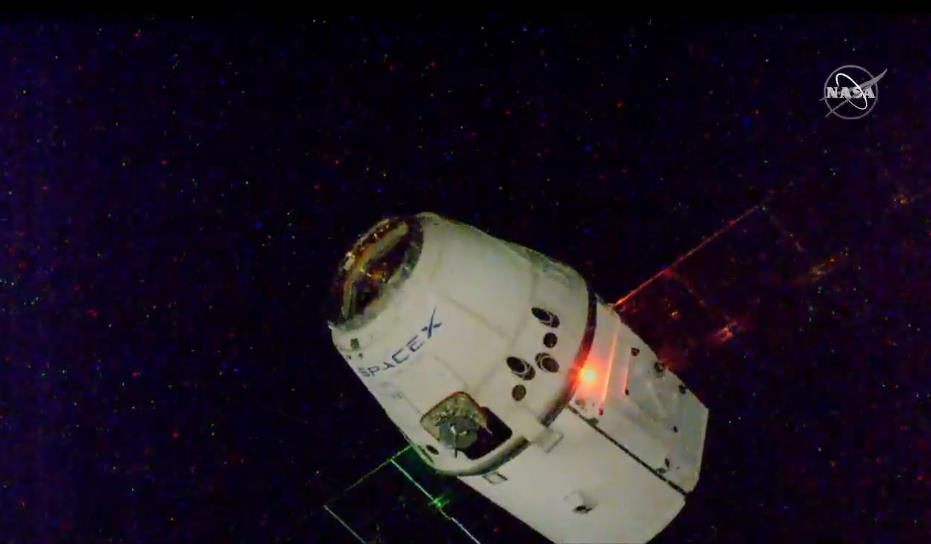 Falcon 9 (CRS-20) - CCAFS - 07.03.2020 Scre1214