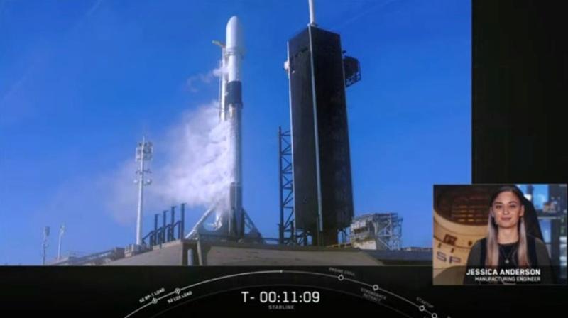 Falcon 9 (Starlink v1.0 L5) - KSC - 18.03.2020 Scre1218