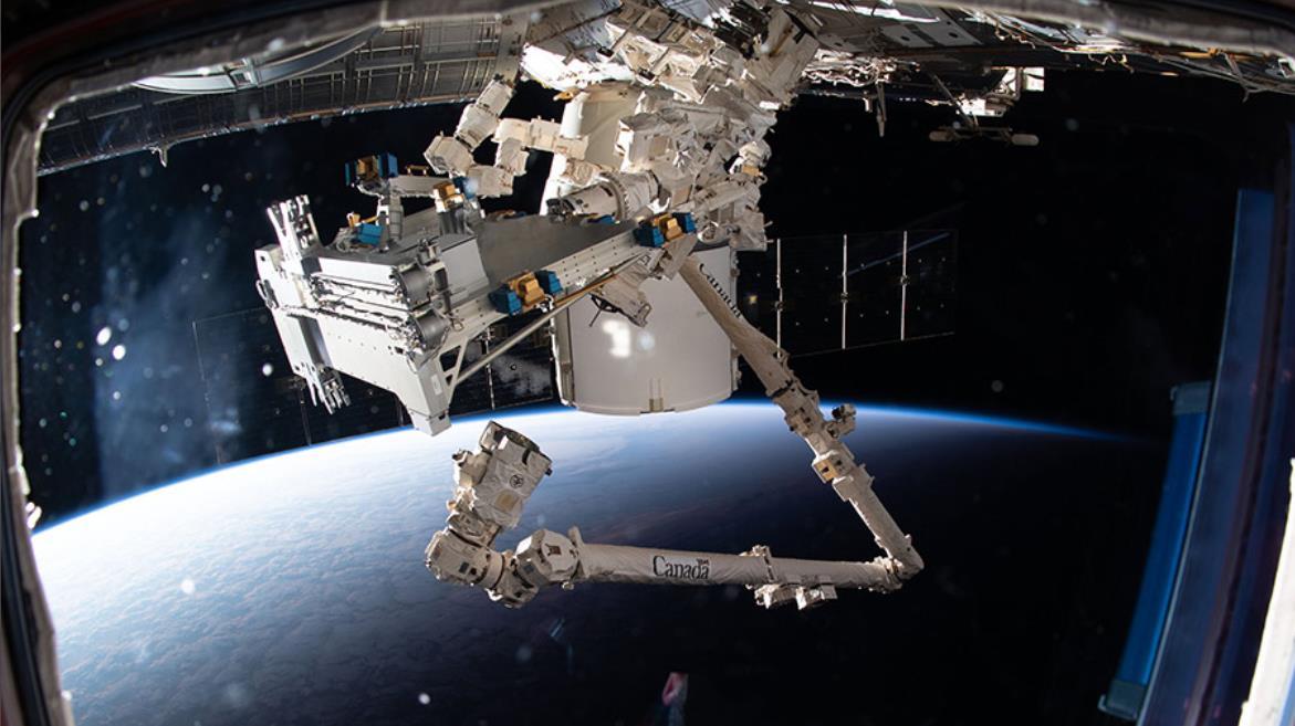 [ISS] Plateforme commerciale Bartolomeo fixée à Columbus - Page 2 Scre1235