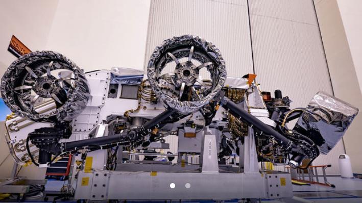 """Préparation du rover Mars 2020 """"Perseverance"""" - Page 12 Scre1244"""