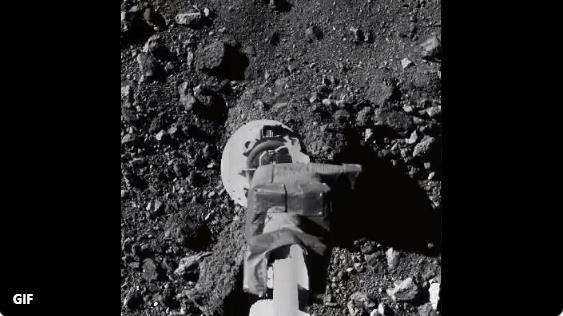 OSIRIS-REx - Mission autour de Bennu - Page 6 Scre1274