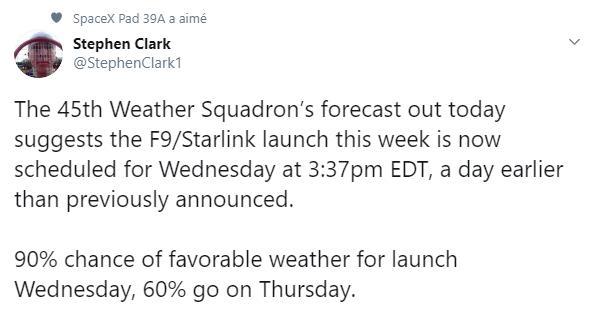Falcon 9 (Starlink v1.0 L6) - KSC - 22.4.2020 Scre1293