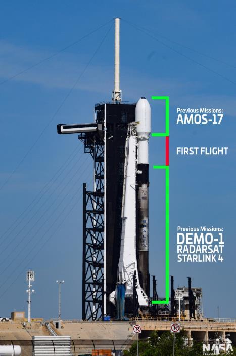 Falcon 9 (Starlink v1.0 L6) - KSC - 22.4.2020 - Page 2 Scre1296