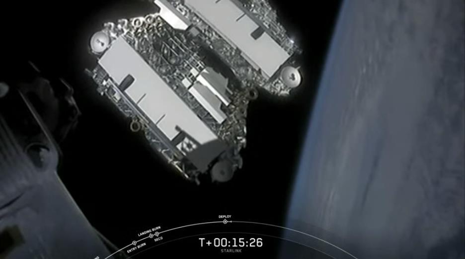 Falcon 9 (Starlink v1.0 L6) - KSC - 22.4.2020 - Page 2 Scre1297