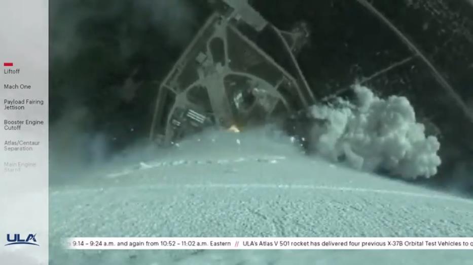 Atlas V (USSF 7 - X-37B OTV-6) - KSC - 17.5.2020 - Page 3 Scre1381