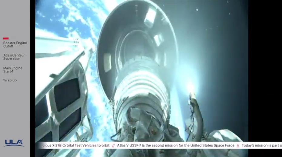 Atlas V (USSF 7 - X-37B OTV-6) - KSC - 17.5.2020 - Page 3 Scre1383