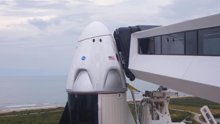 Falcon 9 (Dragon 2 Demo-2) - KSC - 30.5.2020 (1/2) - Page 22 Scre1409