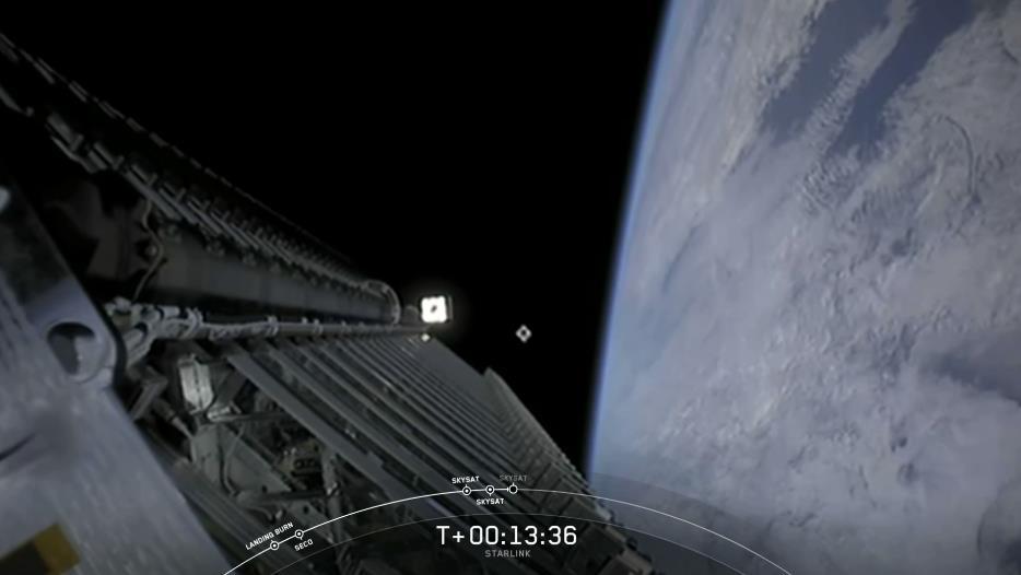 Falcon 9 (Starlink v1.0 L8) - CCAFS - 13.6.2020 - Page 2 Scre1424