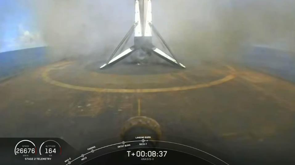 Falcon 9 (Anasis-II/Koreasat 116) - CCAFS - 20.7.2020 [Succès] - Page 2 Scre1447