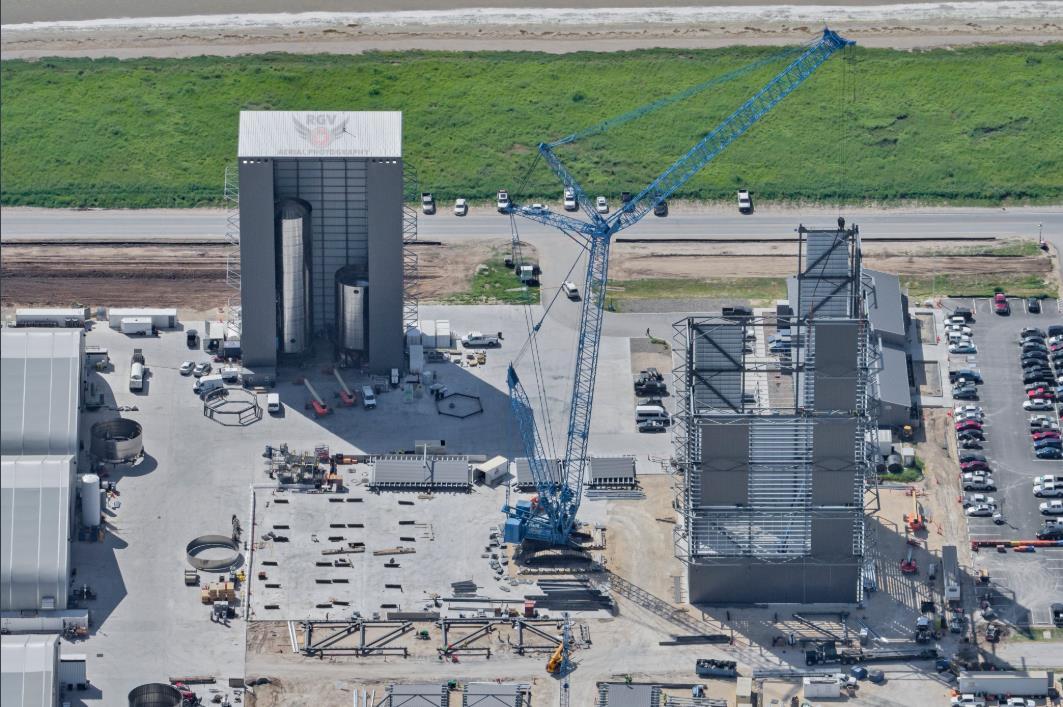 Site de lancement de Boca Chica au Texas - Page 16 Scre1466
