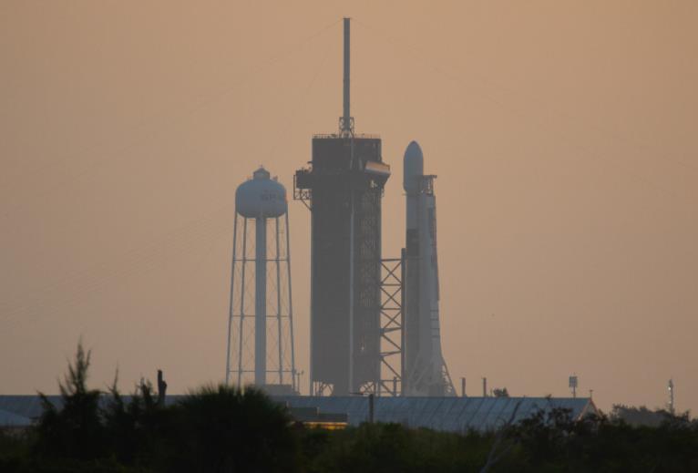 Falcon 9 (Starlink V1. 0 L11)- KSC - 3.9.2020 [Succès] Scre1530