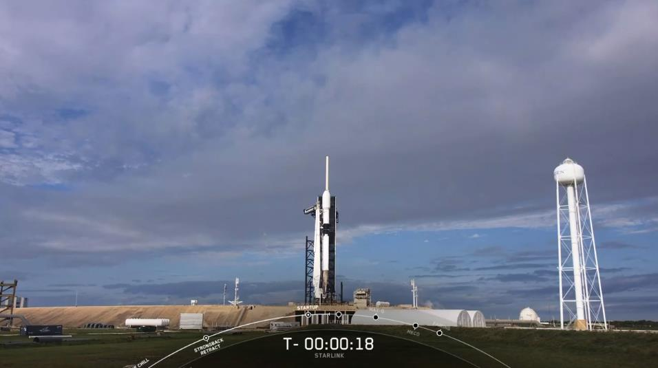 Falcon 9 (Starlink v1.0 L12) - KSC - 6.10.2020 [Succès] - Page 2 Scre1576