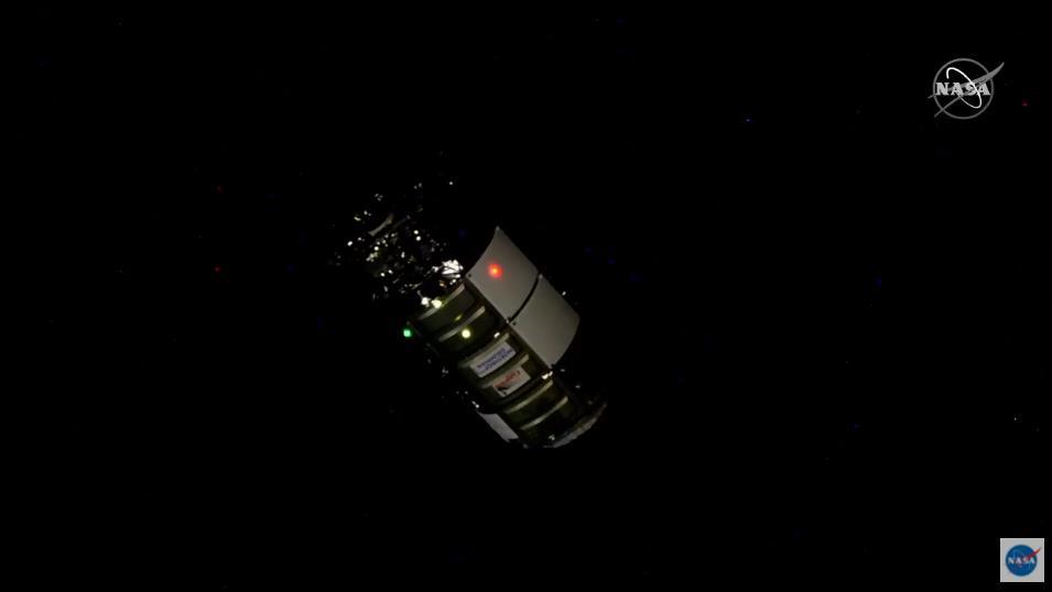 Antares 230+ (Cygnus NG-14 S.S. Kalpana Chawla) - WFF - 3.10.2020 - Page 2 Scre1584