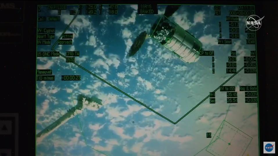 Antares 230+ (Cygnus NG-14 S.S. Kalpana Chawla) - WFF - 3.10.2020 - Page 2 Scre1588