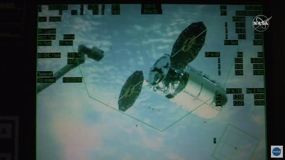 Antares 230+ (Cygnus NG-14 S.S. Kalpana Chawla) - WFF - 3.10.2020 - Page 2 Scre1590