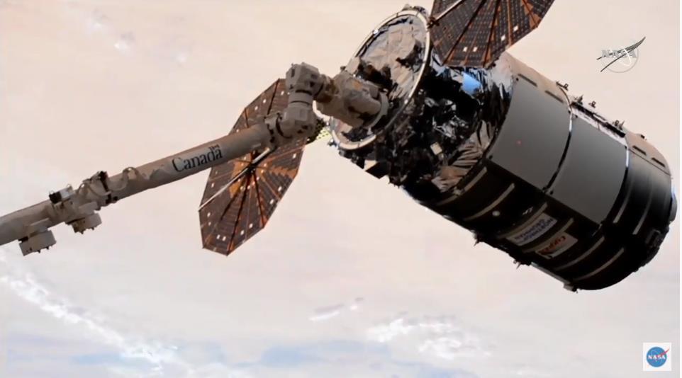 Antares 230+ (Cygnus NG-14 S.S. Kalpana Chawla) - WFF - 3.10.2020 - Page 2 Scre1594