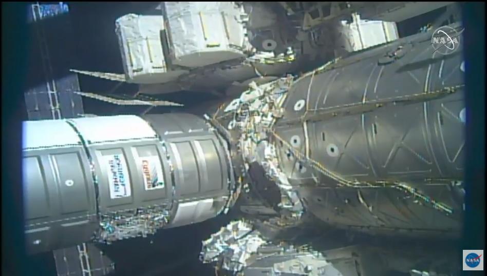Antares 230+ (Cygnus NG-14 S.S. Kalpana Chawla) - WFF - 3.10.2020 - Page 2 Scre1595