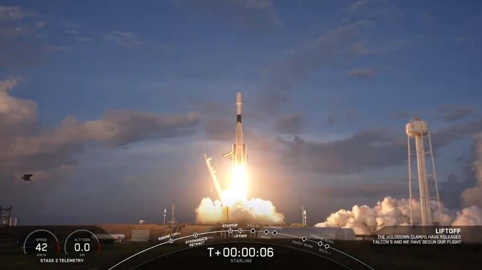 Falcon 9 (Starlink v1.0 L12) - KSC - 6.10.2020 - Page 4 Scre1599