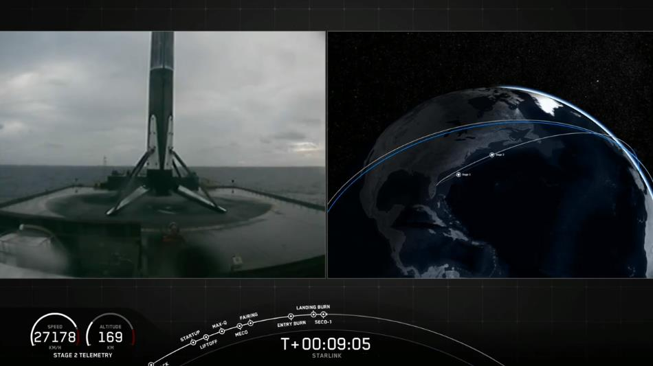 Falcon 9 (Starlink v1.0 L12) - KSC - 6.10.2020 - Page 4 Scre1601