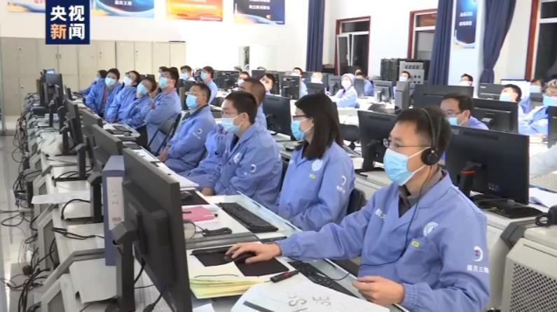 Suivi de la mission lunaire Chang'e-5 Scre1684