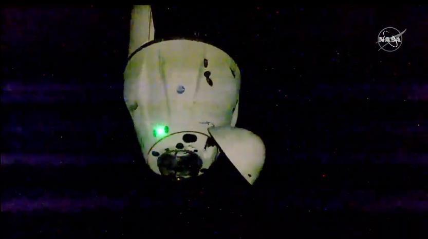 Falcon 9 (Dragon CRS-21) - KSC - 6.12.2020 - Page 4 Scre1702