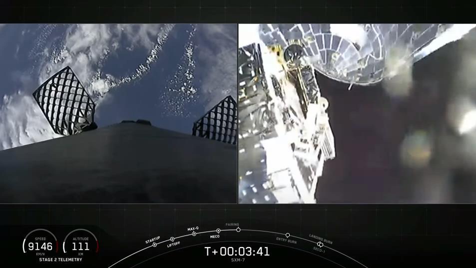 Falcon 9 (Sirius XM-7) - CCAFS - 13.12.2020 - Page 2 Scre1720