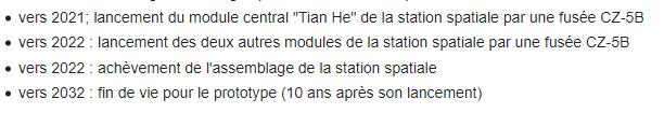 La station spatiale chinoise - 2020 - Page 7 Scre1725