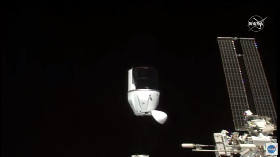 Falcon 9 (Dragon CRS-21) - KSC - 6.12.2020 - Page 4 Scre1773