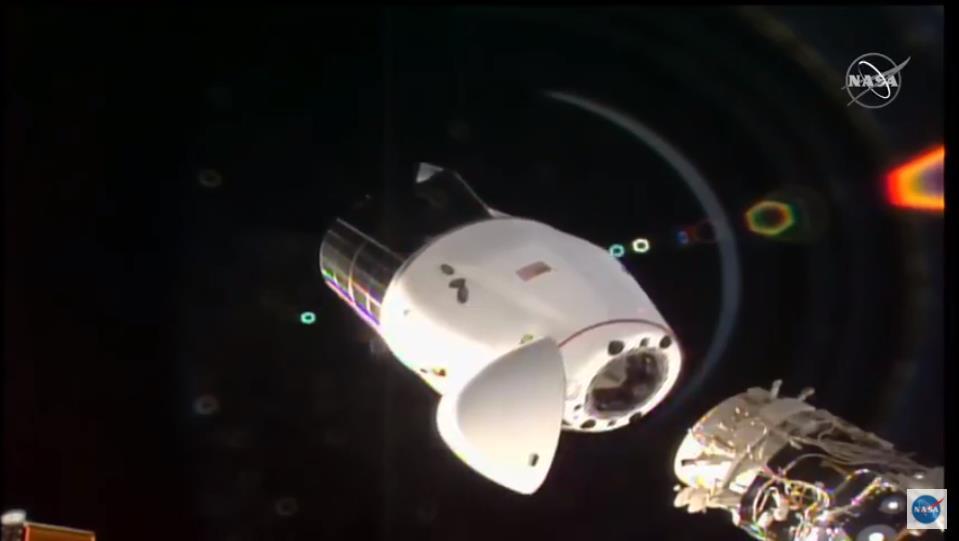 Falcon 9 (Dragon CRS-21) - KSC - 6.12.2020 - Page 4 Scre1774