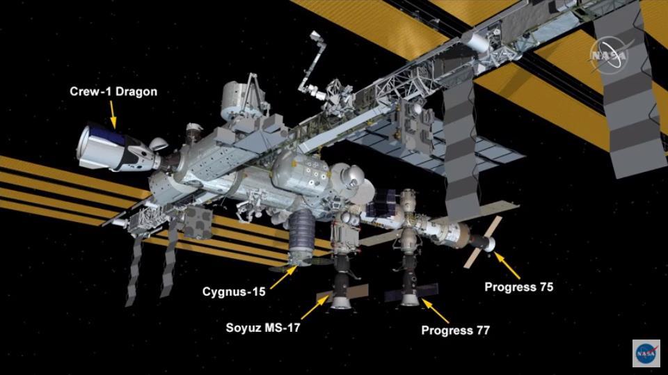Falcon 9 (Crew Dragon USCV-1) - KSC - 16.11.2020 - Page 11 Scre1828
