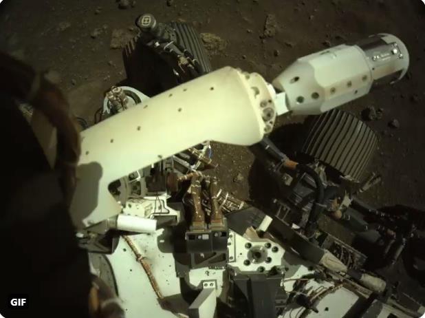 Mars 2020 (Perseverance - Ingenuity) : exploration du cratère Jezero - Page 3 Scre1842