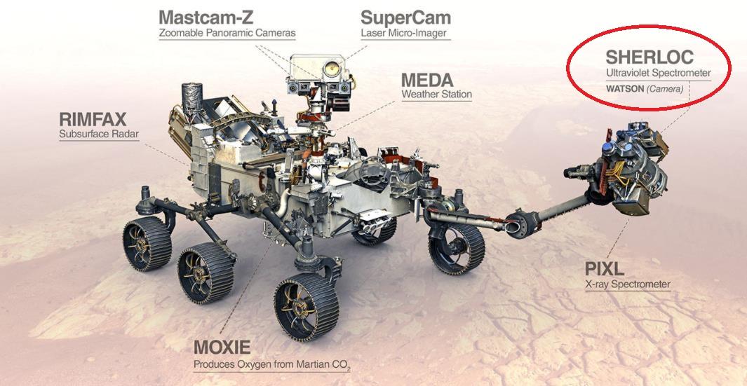 Mars 2020 (Perseverance) : exploration du cratère Jezero - Page 3 Scre1844