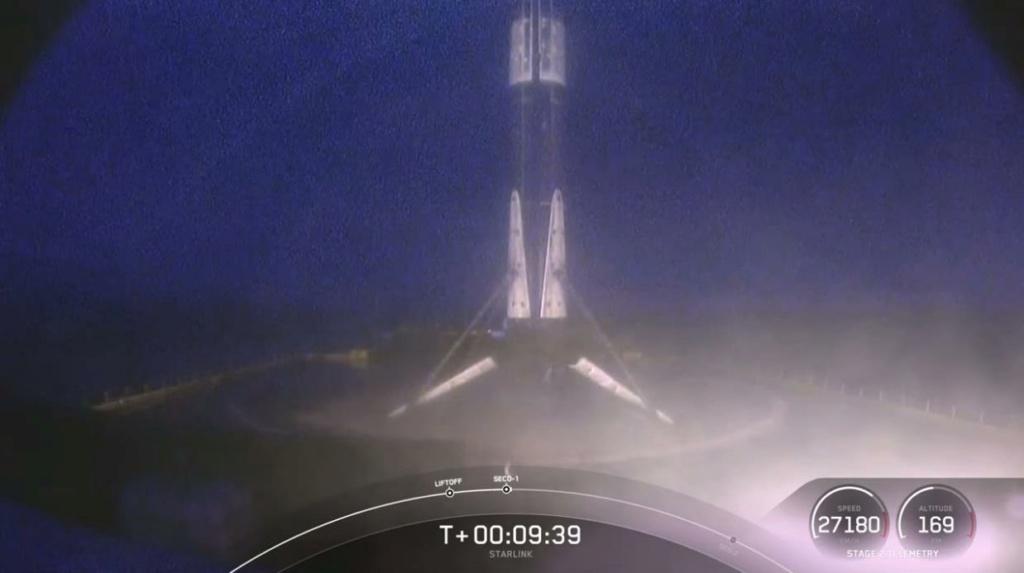 Falcon 9 (Starlink v1.0 L21) - KSC - 14.3.2021 Scre1866