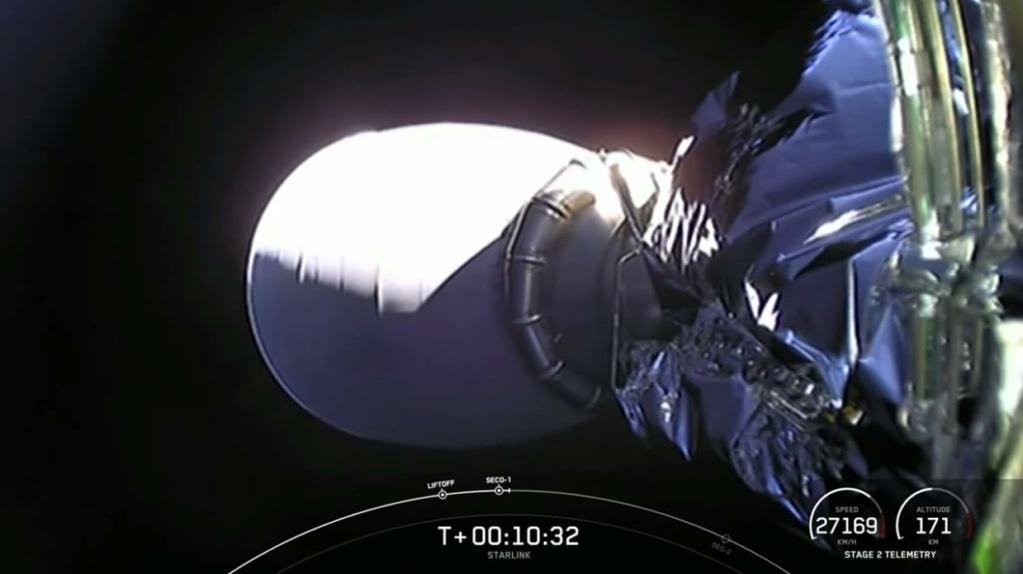 Falcon 9 (Starlink v1.0 L21) - KSC - 14.3.2021 Scre1868