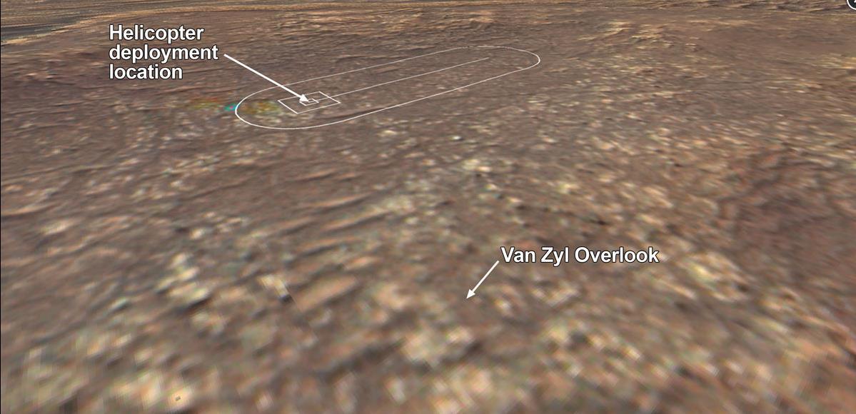 Mars 2020 (Perseverance) : exploration du cratère Jezero - Page 7 Scre1874
