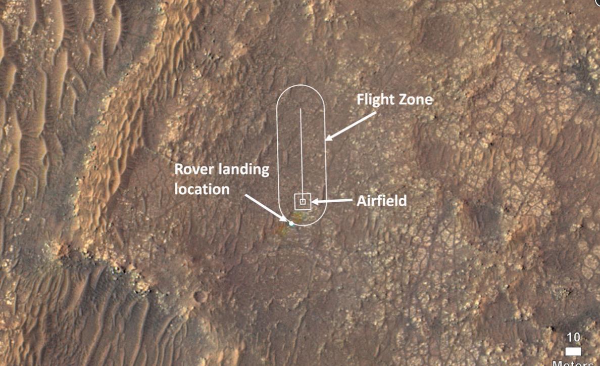 Mars 2020 (Perseverance) : exploration du cratère Jezero - Page 7 Scre1875
